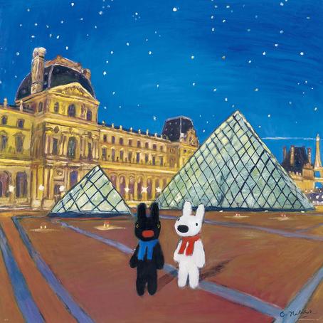 跟著Lisa和Gaspard的足跡在巴黎漫步