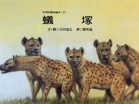 與非洲有關的中文兒童繪本(十)