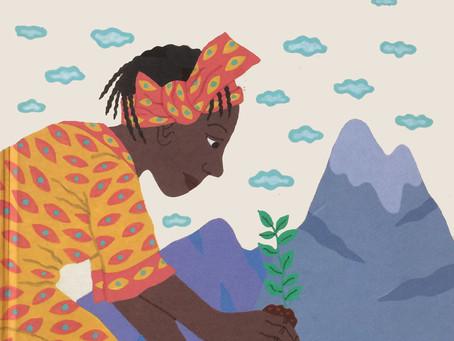 和非洲有關的中文兒童繪本(四)