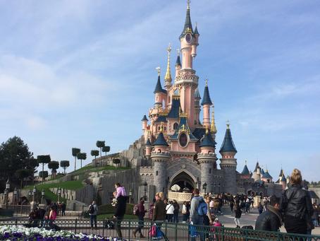 {法國巴黎}我把迪士尼樂園的第一次獻給了巴黎