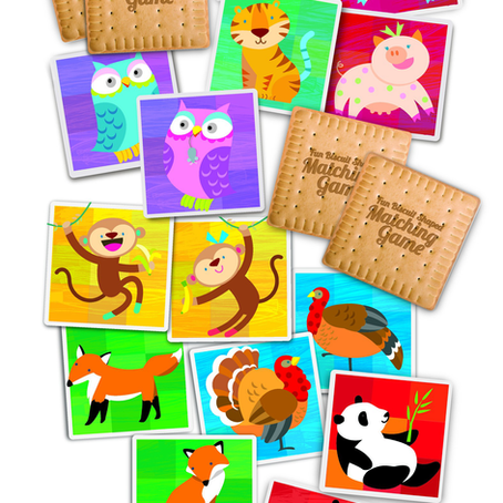 旅行中的好玩具 – 記憶&配對遊戲卡牌(Memory Game / Matching Game)