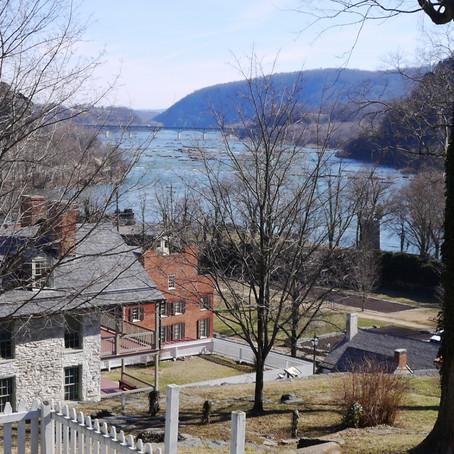 Harpers Ferry-兩百多年歷史的小鎮