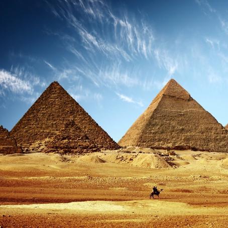 埃及行前根本準備不完