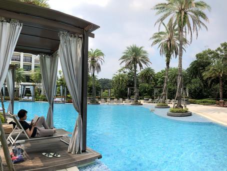 .:: 桃園大溪::. 夏天可以盡情玩水的笠復威斯汀度假酒店