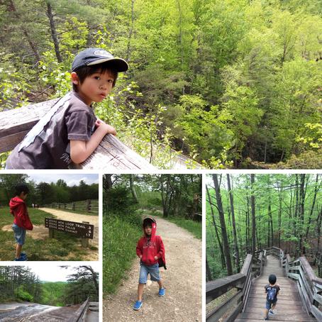 Stone Mountain State Park-北卡羅萊納州石頭山露營趣