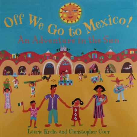 與墨西哥有關的英文兒童繪本