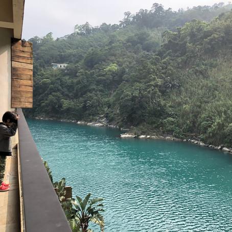[烏來露營趣]帳篷搭在泰雅巴萊部落村/下山泡馥蘭朵烏來溫泉