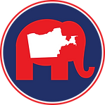 CRCC SEAL WITH CITY__RED ELEPHANT  WHITE