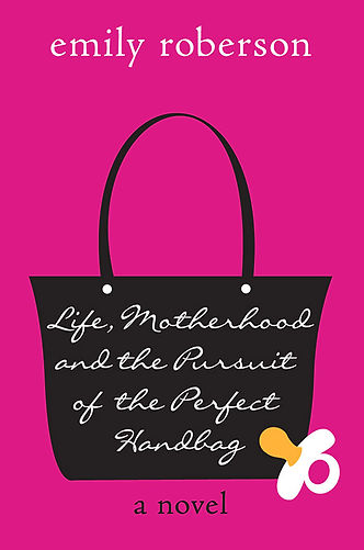 Emiy Roberson life motherhood perfect handbag