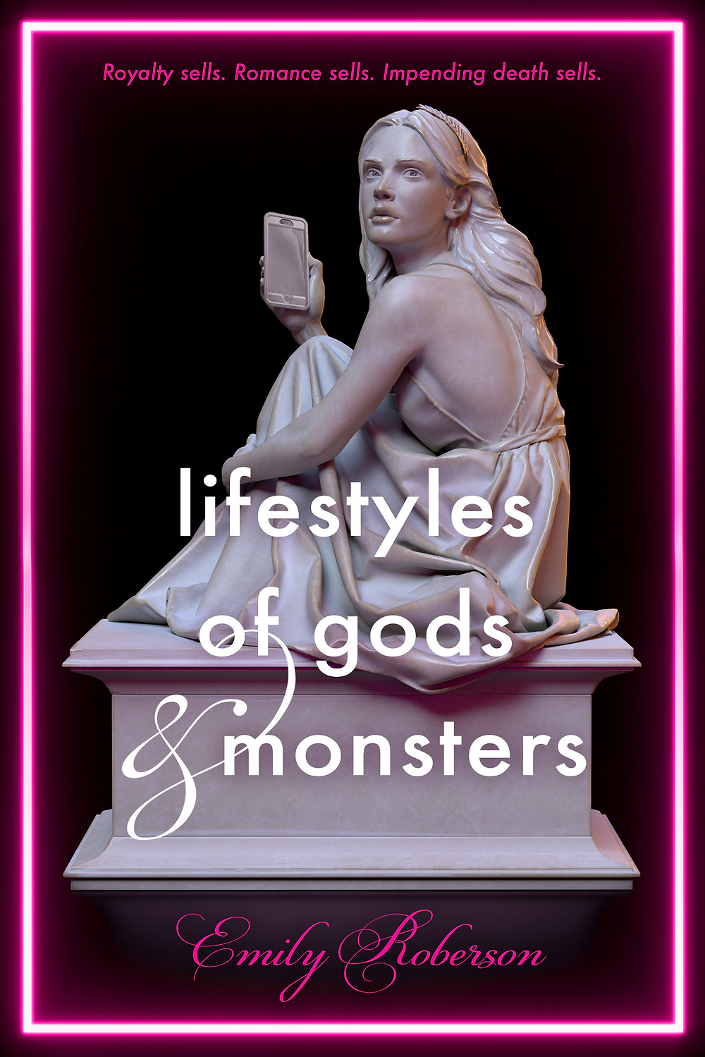 LIFESTYLES OF GODS & MONSTERS cover