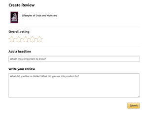 ratings page