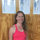 Amy Hilton yoga instructor