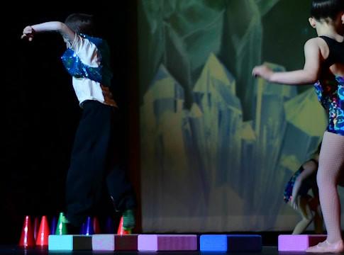 ENCHANTED FORREST DANCE
