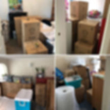 Packing service moving home Callums removals milton keynes
