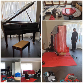 BABY GRAND PIANO 2017