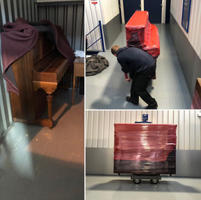 Upright Piano Movers