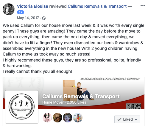 Victoria fb Review