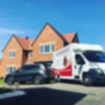 MOVING Home Callums removals Milton Keynes