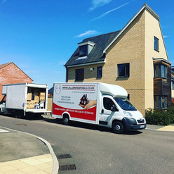 2 day on our local move 🏡☀️🚚 www.callu