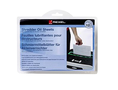 GBC Shredder Oil Sheet