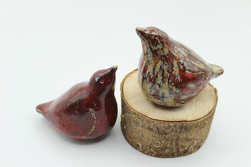Love Bird Chilli Red - Ceramic