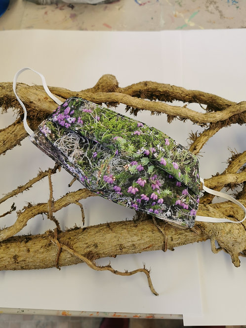 Touched by Nature, Galway Heather Mask