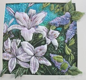 Full lilies