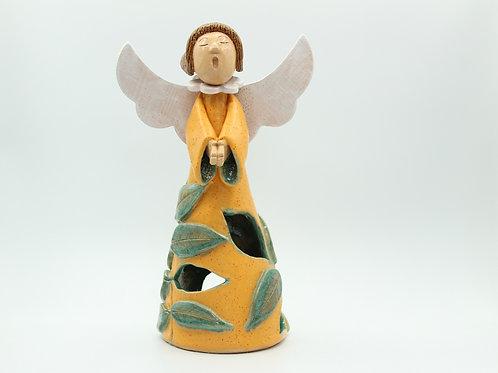 Fuinseog/Ash (Yellow)Angel - Ceramic