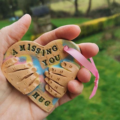 Missing You Hug