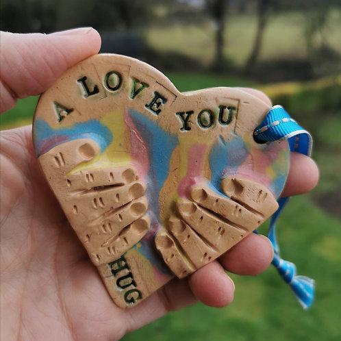 A Love You Hug