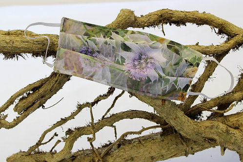 Touched by Nature, Beach Thistle Mask