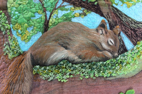 Squirrel memorial