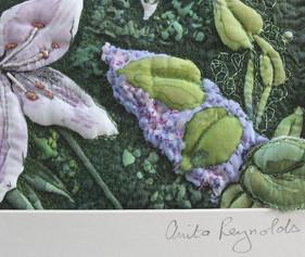 Llilies detail