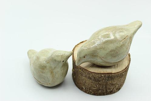 Love Birds Oat- Ceramic