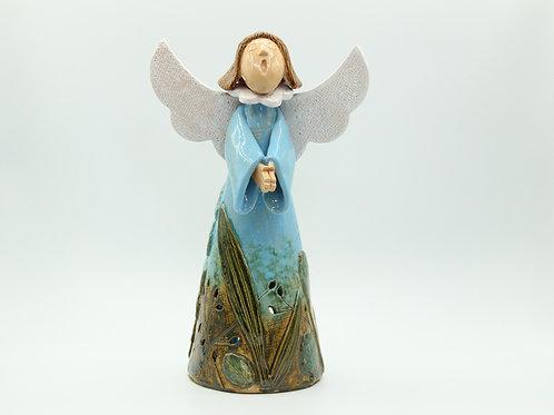 Cluain/Meadow Angel - Ceramic