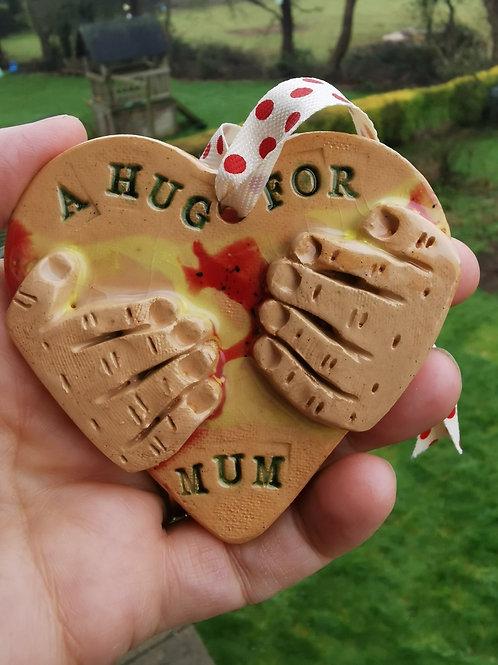 A Hug For Mum