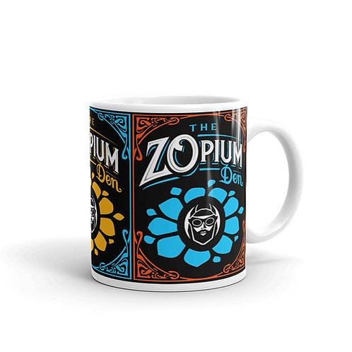 The ZOpium Den 11oz