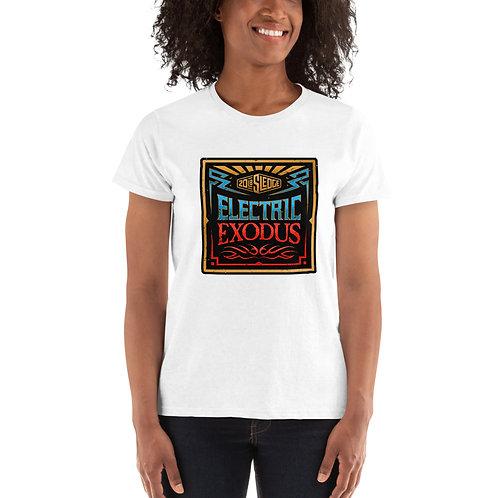 Electric Exodus Women's White