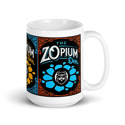 The ZOpium Den 15oz