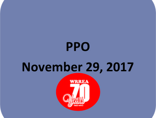 PPO November 29, 2017