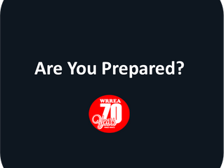 Are You Prepared?