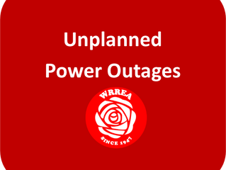 Unplanned Power Outages