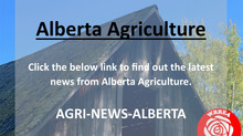 Latest News from Alberta Agriculture!