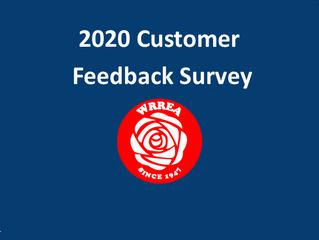 2020 Customer Feedback Survey