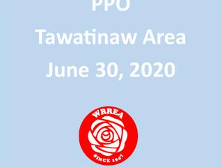 PPO Tawatinaw Area: June 30, 2020