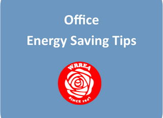 Save Energy In Your Home Office