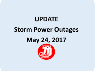 UPDATE-Storm Power Outages