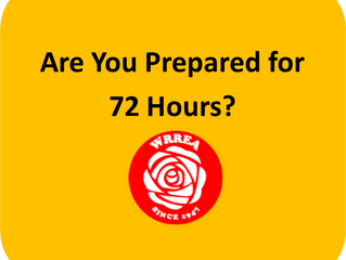 Are You Prepared for 72 Hours?