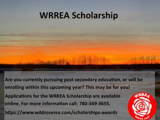 WRREA Scholarship
