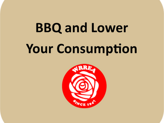 Cook Outside- Lower Your Consumption